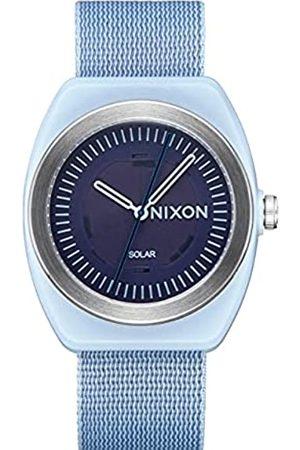 Nixon Unisex Analog Quarz Uhr mit Kunststoff Armband A1322145-00