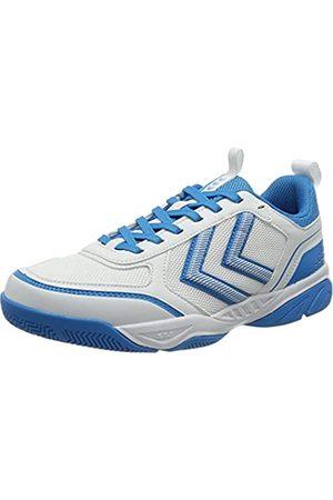 Hummel Unisex AERO Team 2.0 Handball Shoe, White