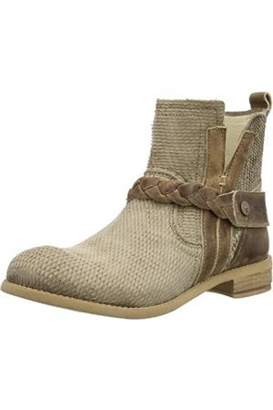 Yellow Cab Damen OXTON W Chelsea Boots, (Sand)