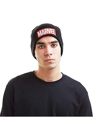 Marvel Herren Logo Strickmütze