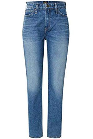 Lee Damen Mom Straight Jeans