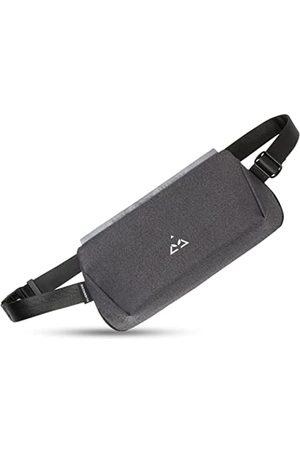 ALIENHOOD Anti-Diebstahl-Schultertasche, Mini-Crossbody-Rucksack, wasserabweisend, leicht, ein Gurt für Reisen und Outdoor, Unisex, Schultertasche, lässiger Tagesrucksack