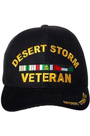 Artisan Owl Desert Storm Veteran Service Ribbon besticktee Baseballkappe