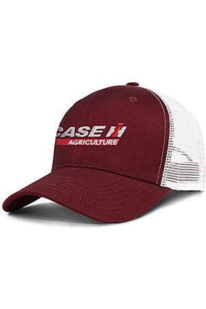 Heart Wolf Case-IH-Logo- Damen und Herren, gewaschene Kappe, Netz-Baseballkappe, Hip-Hop-Mütze, Trucker-Hut, Golfmütze