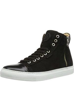 Michalsky Urban Nomad III High 1415325 Unisex-Erwachsene Sneaker, (Black 100)