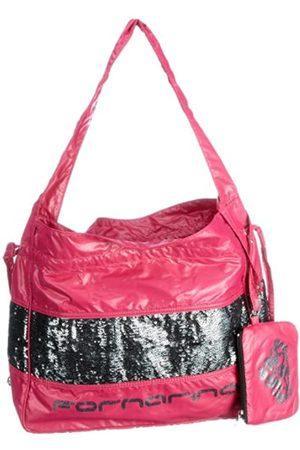 Fornarina Damen Shopper - Bags JUDITH B611N180, Damen, Shopper, Pink (FUCHSIA)