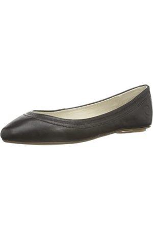 Bronx BX 275 64977-G Damen Ballerinas, (black 01)