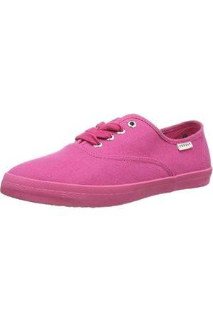 ESPRIT Nita Vivid Lu 024EKKW008, Mädchen Sneaker, Pink (sea rose 693)