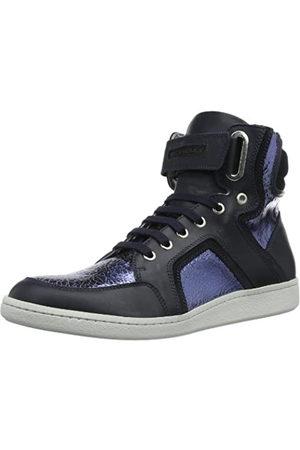 Michalsky Urban Nomad I Classic 1415301 Unisex-Erwachsene Sneaker, (Dark Navy Cracked 425)