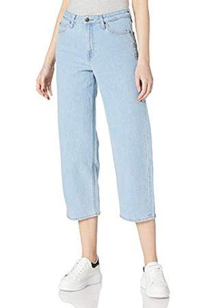 Lee Damen Wide Leg Jeans