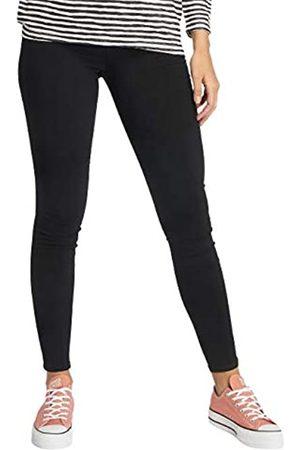 Pieces Female Jeans Mid Waist Skinny fit LBlack