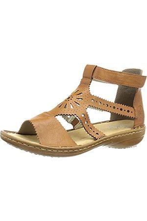 Rieker Damen 608F5 Sandale, / 24
