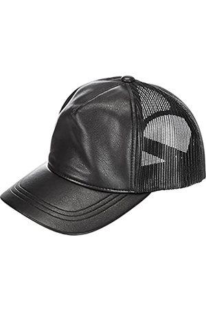 Flexfit Uni Leather Trucker Kappe