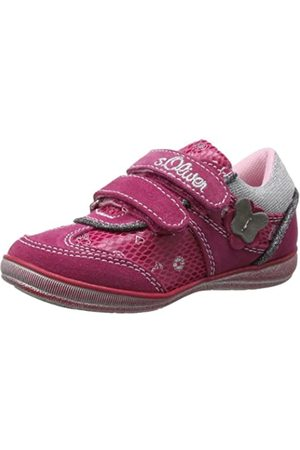 s.Oliver Mädchen Casual Slipper, Pink (Fuxia 532)
