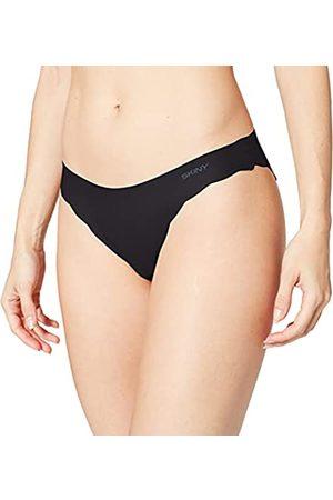 Skiny Damen Micro Lovers Rio Brazilian Slip (Black 7665)