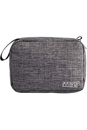 Hidora Kulturbeutel Reisetasche mit Haken zum Aufhängen für Damen und Herren, wasserabweisend, Make-up-Kosmetiktasche, Reise-Organizer, wunderbares Reisezubehör
