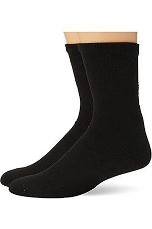 Dr. Scholl's Herren 4er Pack Big and Tall Diabetes and Circulatory Quarter Socken Schuhgröße 43-48