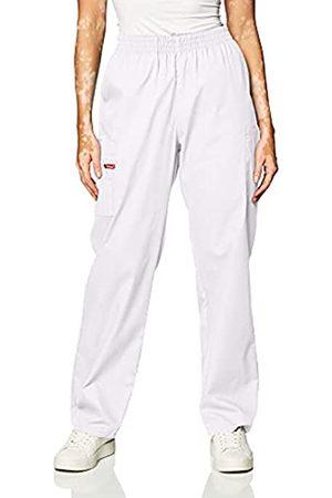 Dickies Damen-Skrubs-Hose mit elastischer Taille - - Groß