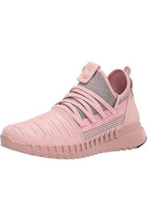 Ecco Damen Stiefel - Damen ZipFlex Low Cut Boot Sneaker,