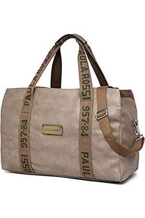 Nother Reisetasche, Sporttasche, große Kapazität, Handgepäck, Reisetasche, strapazierfähig, für Fitnessstudio, Sport, Mode, für Outdoor-Ausflüge, Business, Schultertasche