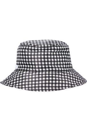 Miu Miu Damen Hüte - Hut aus Seiden-Faille