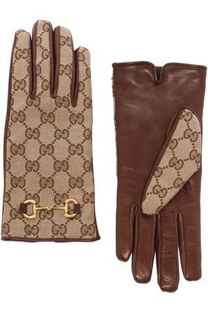 Gucci Damen Handschuhe - Handschuhe aus GG Supreme