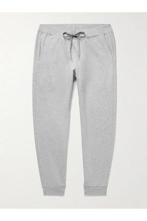 Handvaerk Herren Jogginghosen - Tapered Pima Cotton-Jersey Sweatpants