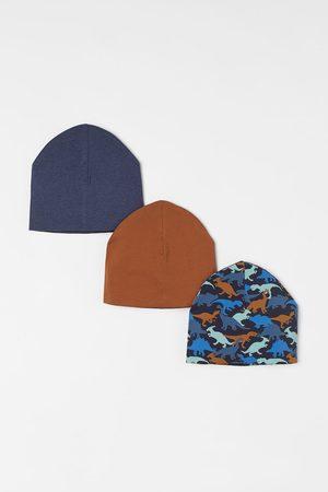 H & M Jungen Hüte - 3er-Pack Jerseymützen