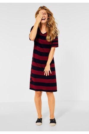 cecil Jerseykleid, mit Streifen Muster