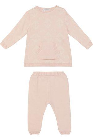 Emporio Armani Baby Set aus Pullover und Hose