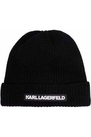 Karl Lagerfeld Damen Hüte - Essential Mütze mit Logo