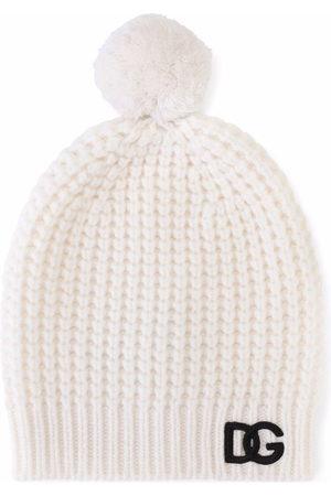 Dolce & Gabbana Grob gestrickte Mütze