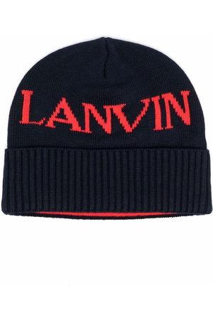 Lanvin Jungen Hüte - Mütze mit Logo-Print
