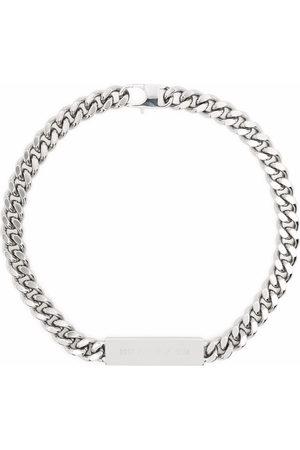 1017 ALYX 9SM Halsketten - Choker mit Kettengliedern