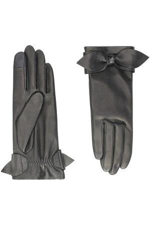 AGNELLE Taktile Handschuhe Noeud mit Seidenfutter