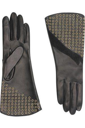 Agnelle Damen Handschuhe - Handschuhe Estelle Taktil mit Seidenfutter