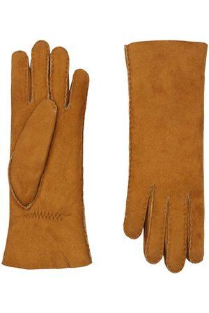 AGNELLE Handschuhe Denise aus Pelzvelours