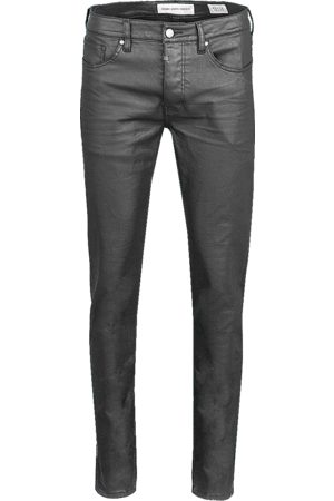 YOUNG POETS SOCIETY Jeans Morty 8691 coated (black coated)
