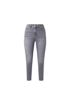 mint&berry Joliet Skinny Fit Jeans mit hoher Taille