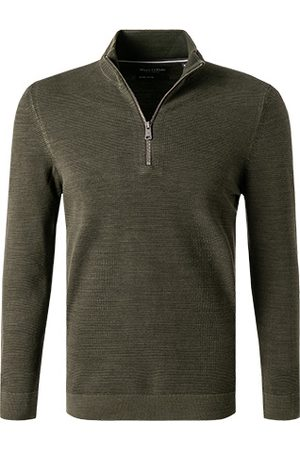 Marc O' Polo Herren Pullover - Troyer 128 5106 60192/428