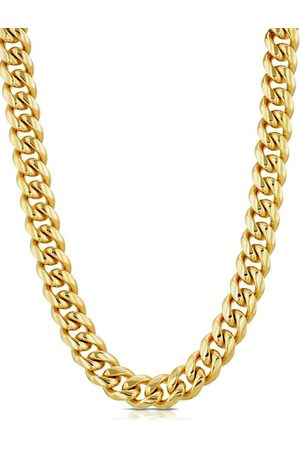 """The Gold Gods 8mm 24"""" Miami Cuban Link Chain"""