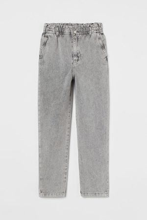 H&M Twillhose Relaxed Fit High