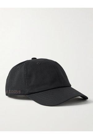 Acne Studios Logo-Embroidered Cotton-Twill Baseball Cap