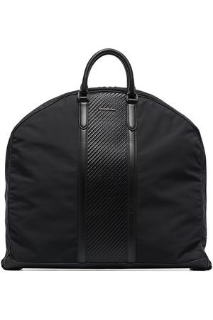 Ermenegildo Zegna Herren Reisetaschen - Anzugtasche mit Webmuster