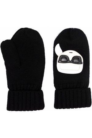 Karl Lagerfeld Damen Handschuhe - K/Ikonik Fäustlinge