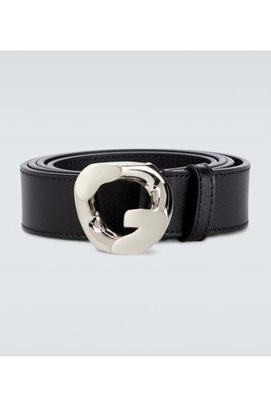 Givenchy Gürtel - Gürtel G Chain aus Leder