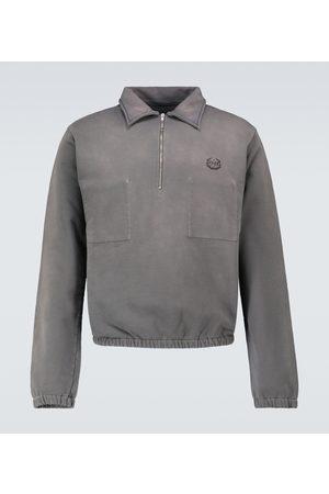 Maison Margiela Blouson-Pullover aus Baumwolle