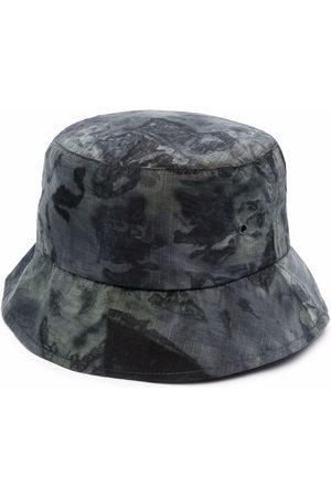 Mackintosh Hüte - Fischerhut mit Batikmuster