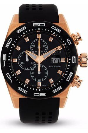 Locman Italy Herren Uhren - Stealth Chronograph 54mm