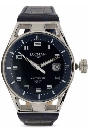 Locman Italy Herren Uhren - Montecristo Automatic 42mm